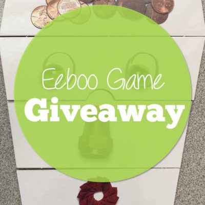Eeboo Games and Giveaway!