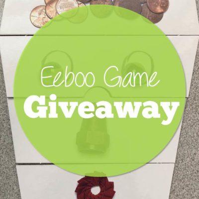 Eeboo Games and Giveaway!
