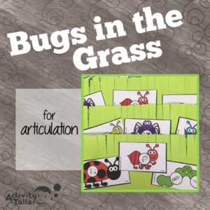 Bugs in the Grass cover