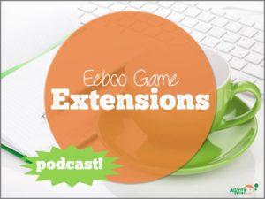 Eeboo Game extensions