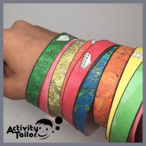 caterpillar bracelets