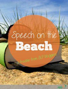 Speech on the Beach ebook cover