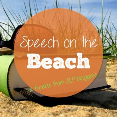 Speech on the Beach e-Zine Freebie from SLP Bloggers