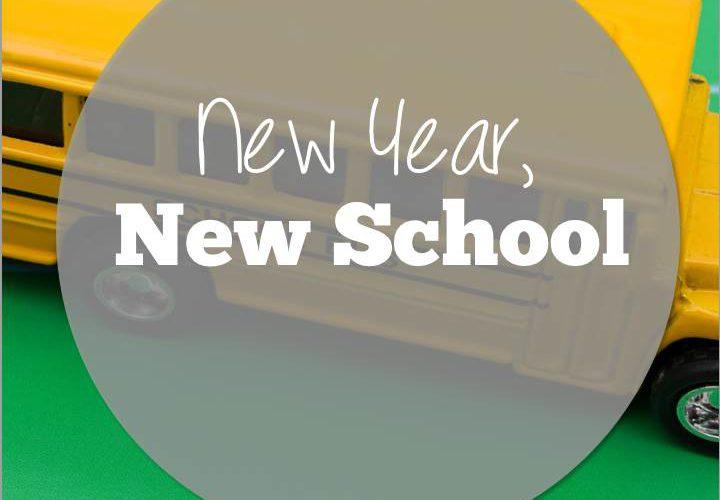 New Year, New School