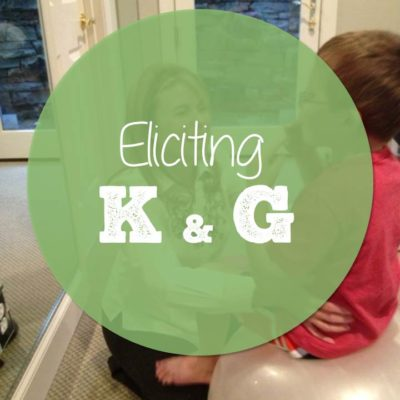 Eliciting K and G