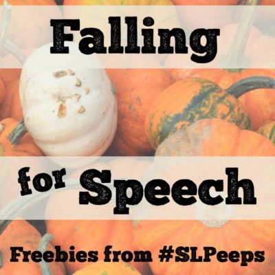 Falling for Speech eBook (Free)