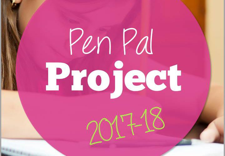 Speech Pen Pal Project 2017-18