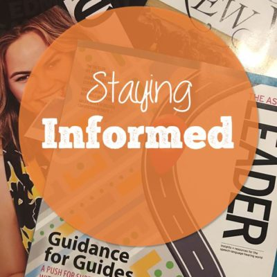 Becoming an Informed SLP