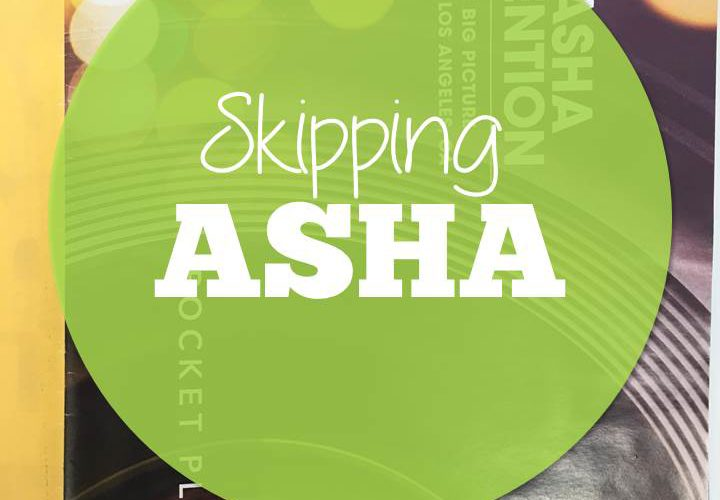 Skipping ASHA