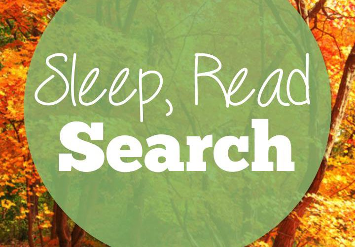 Sleep, Read, Search