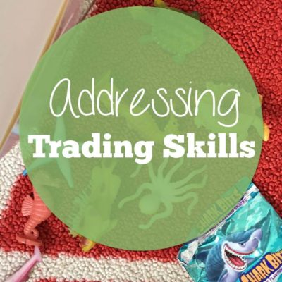 Teaching Trading Skills in Speech Therapy