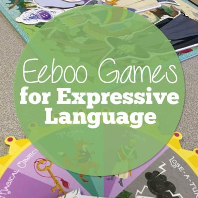 Expressive Language Games off the Shelves