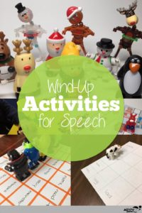 using wind up toys in speech beyond more activity tailor