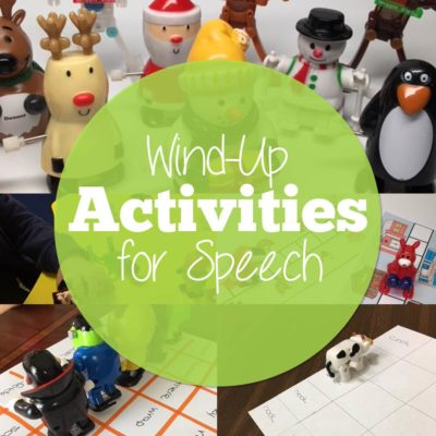 "Using Wind-up Toys in Speech (Beyond ""More"")"