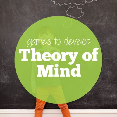 Games to Develop Theory of Mind