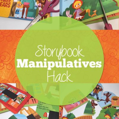Storybook Manipulatives Hack