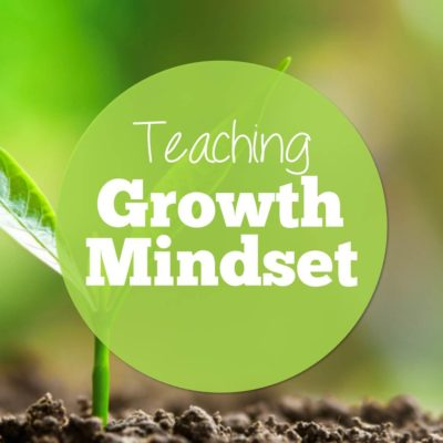 Teaching Growth Mindset plus a Giveaway!