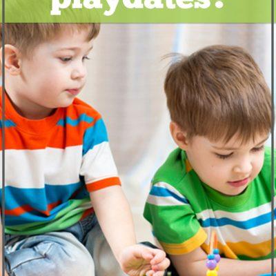 Do Kids Need Playdates?