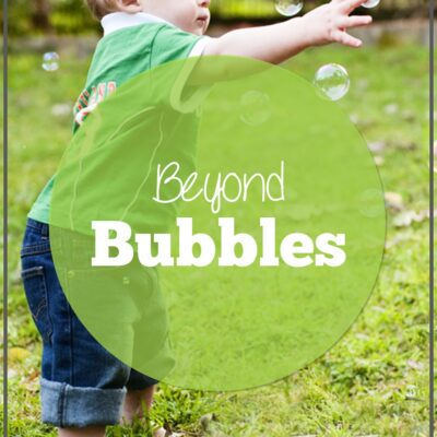 Beyond Bubbles