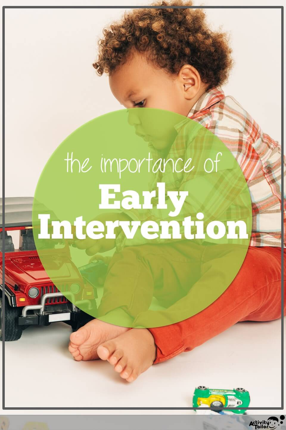boy in early intervention